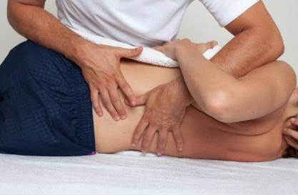 Terapia quiropraxia